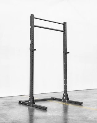 Rogue's Monster Lite Series squat stands are easily the best squat racks for home gym