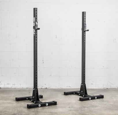 The S-4 indy stands from rogue are the best independent squat stands for your home gym