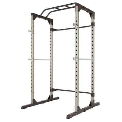 The Fitness Reality 810XLT power rack is a good low-cost power rack