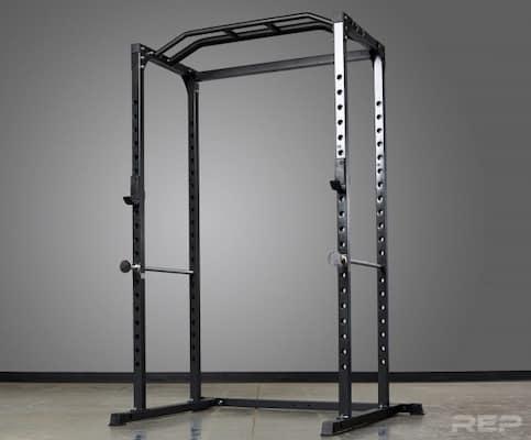 Black Rep Fitness Pr1100 power rack