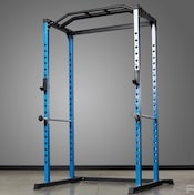 The PR-100 power rack from Rep Fitness is easily the best budget power rack on the market