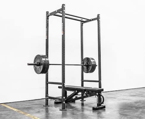Rogue's Echo power rack is another one that contends for the best budget power rack on the market