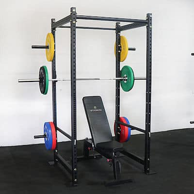 The Titan T-3 series power racks are up there with the best cheap power racks