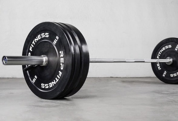 Rep fitness have created the best value olympic weight set going