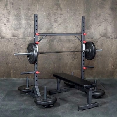 Fringe Sport's strongman yoke is one of the best yokes around despite its hefty price tag