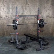 If you're looking for a contender for the best strongman yoke in the industry, Fringe sport may be what you're after