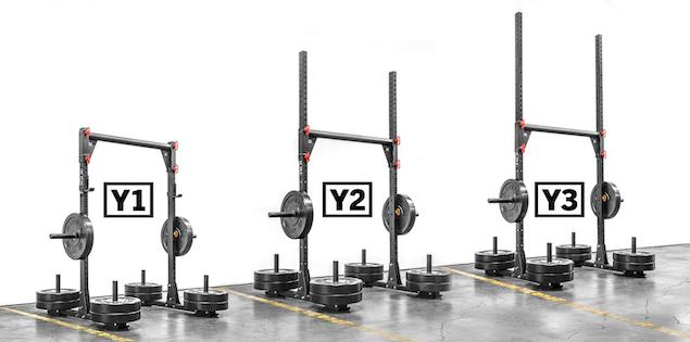 Rogue's Y-series yokes are easily the best strongman yokes in the business