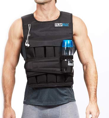 RunMax have created one f the best adjustable weighted vests