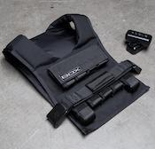Box make a great adjustable weighted vest