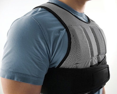 SKLZ have also created a very good slim weighted vest