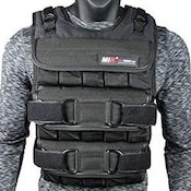 MIR's pro vest is up there with the best weighted vests for bodyweight training