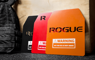 Rogue's laser cut plates are the ideal option for the 5.11 tactec plate carrier