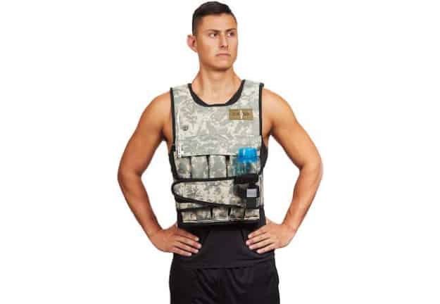 Join us as we review the CROSS101 weighted vest