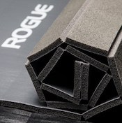 Rogue's individual mat is one of the best exercise mats on the market