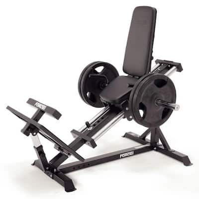 If you're looking for a compact leg press machine Force USA have the best on the market