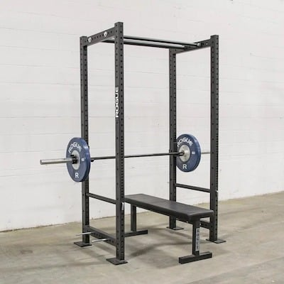 The R-3 from Rogue Fitness is a great value power rack