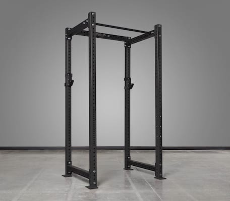 The Rep Fitness PR-4000 power rack is an excellent quality, highly customizable power cage