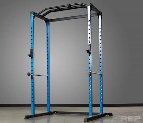 Rep Fitness' PR-1100 power rack is the best budget power rack you can get