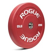 The Echo color bumpers from Rogue are great color bumper plates