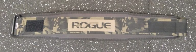 join us as we review the Rogue USA Nylon Lifting Belt