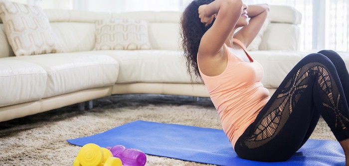 Join us a s we review the best exercise mats for sit ups and abmats