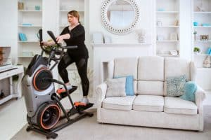 Join us as we look at the best compact ellipticals for home gyms with limited space