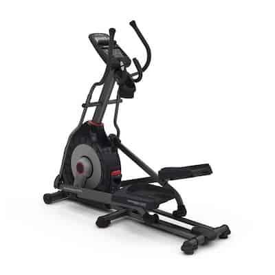 Schwinn's 430 elliptical trainer is a great machine for home use