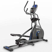 This elliptical from Horizon fitness is a great value machine