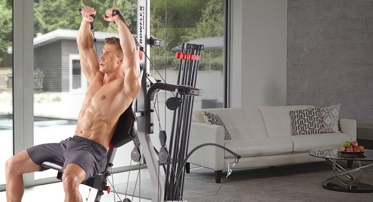 Join us as we review the best bowflex home gyms on the market