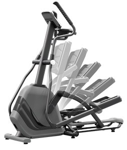 Best exercise equipment for apartments and small spaces - evolve 3  elliptical