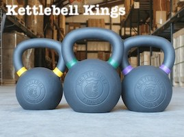 Best exercise equipment for apartments - Kettlebell Kings Kbs