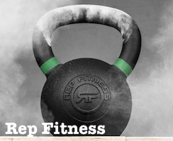 Rep Fitness have great kettlebells for apartment spaces