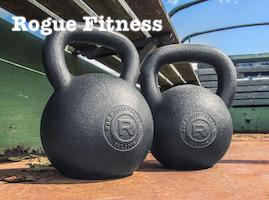 Best exercise equipment for apartments - Rogue Kbs