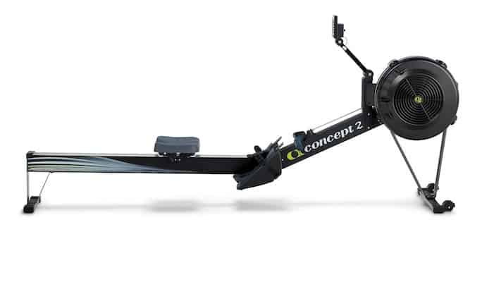 The Concept2 model D & E are the best rowing machines you can get