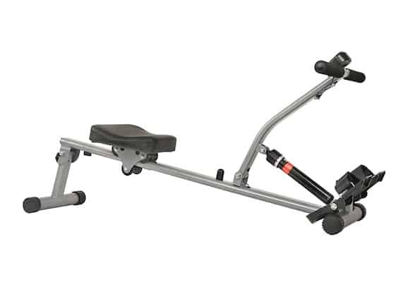 Sunny's manual rower is a great budget option