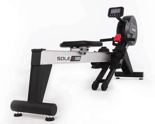 Sole always make great equipment, and their SR500 rowing machine is one of the best on the market