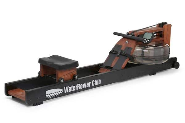 WaterRower's club rower is the best water rower on the market