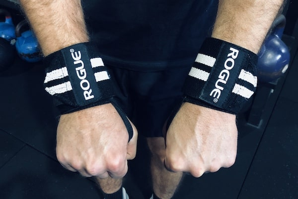 Rogue's Wrist Wraps are a high quality pair of wraps