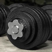 Rep's adjustable dumbbells are some great cheap free weights