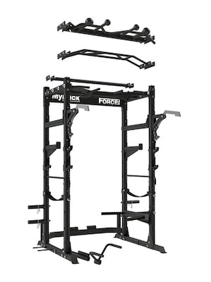 Force USA make top rated power racks to standards that few other manufacturers can match