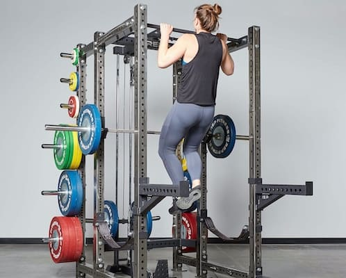 Best squat racks and power racks with pull up bars