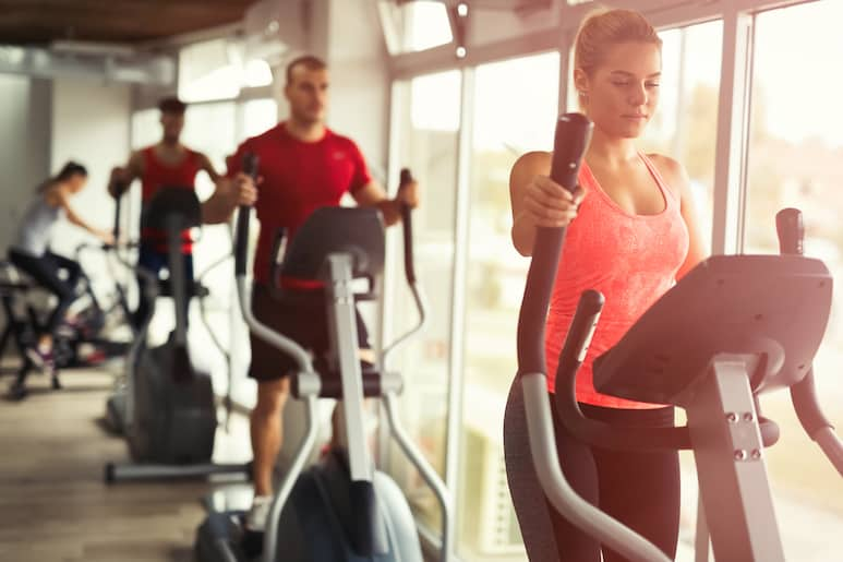 Join us as we look at the 7 surprising benefits of an elliptical machine