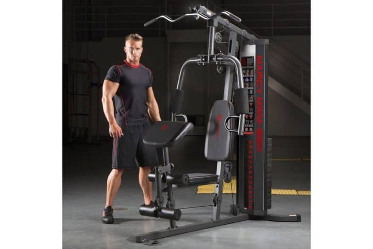 Join us as we review the Marcy 150 lbs stack home gyms