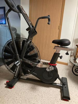 The best airdyne bike on the market