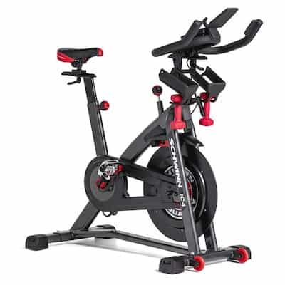 Large view of Schwinn IC4 spinning bike