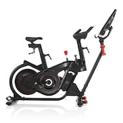 Side on view of Bowflex velocore exercise bicycle
