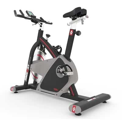 Rear side view of the 510IC indoor cycle from Diamondback Fitness