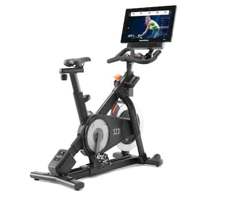 Large view of NordicTrack studio cycle spinning bike