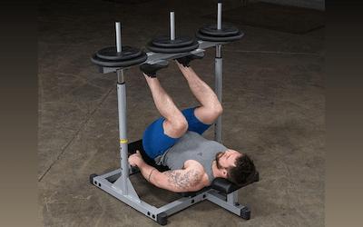 best vertical affordable leg press