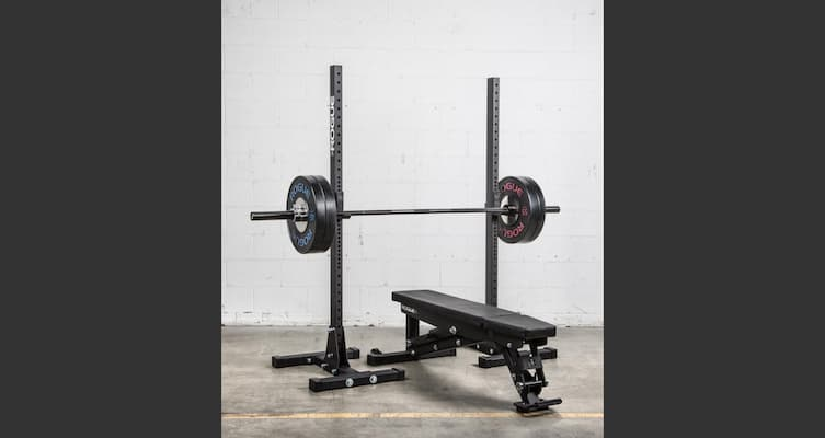 Rogue's S4 indy stands are the best independent squat stands you can buy